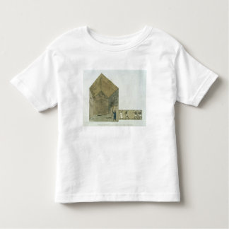 The Great Chamber in the second pyramid of Ghizeh, Toddler T-shirt