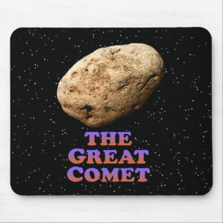 The Great Comet - Basic Mouse Pad