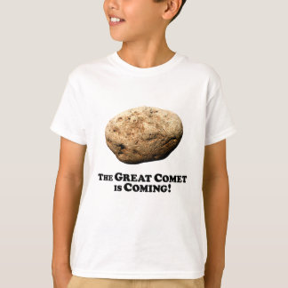 The Great Comet is Coming - Basic T-Shirt