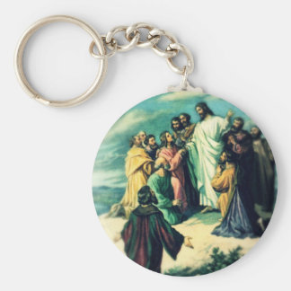 The Great Commission Key Chain