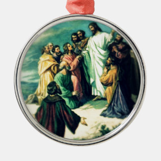 The Great Commission Metal Ornament