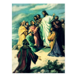 The Great Commission Postcard