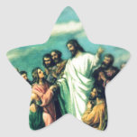 The Great Commission Star Stickers