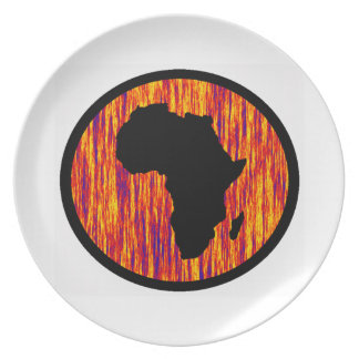 THE GREAT CONTINENT MELAMINE PLATE