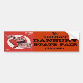 The Great Danbury State Fair Sticker