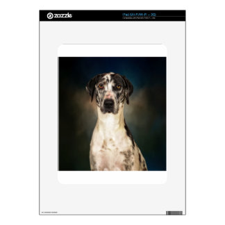 The Great Dane Decal For iPad