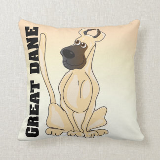 The Great Dane Pillow