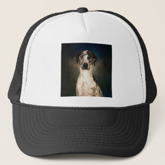 The Great Dane Trucker Hat