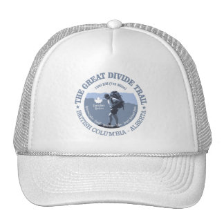 The Great Divide Trail Trucker Hat