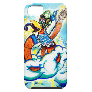 The Great DJ in the Sky iPhone SE/5/5s Case