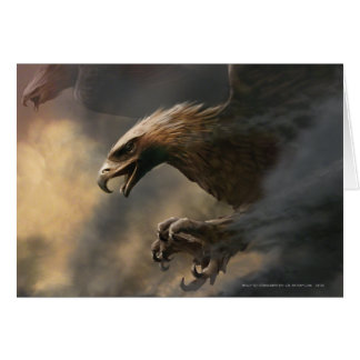The Great Eagles Concept Greeting Card