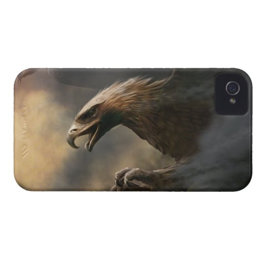 The Great Eagles Concept iPhone 4 Cover
