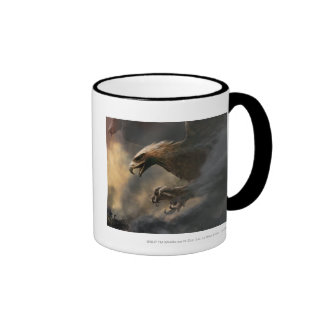 The Great Eagles Concept Ringer Coffee Mug