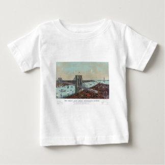 The Great East River Suspension Bridge T Shirt