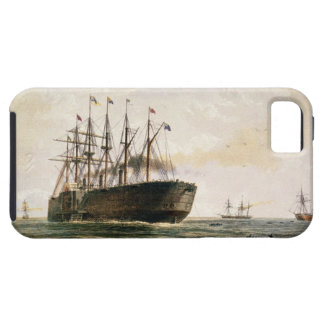 The Great Eastern under way, July 23rd, 1865, from iPhone SE/5/5s Case