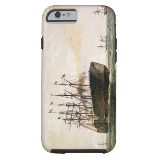 The Great Eastern under way, July 23rd, 1865, from Tough iPhone 6 Case