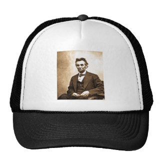 The Great Emancipator - Abe Lincoln (1865) Trucker Hat