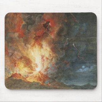 The Great Eruption of Mt. Vesuvius Mouse Pad