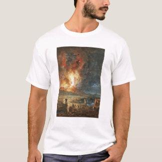 The Great Eruption of Mt. Vesuvius T-Shirt