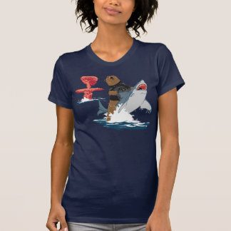 The Great Escape - bear shark cavalry T Shirt