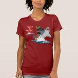The Great Escape - bear shark cavalry T-Shirt