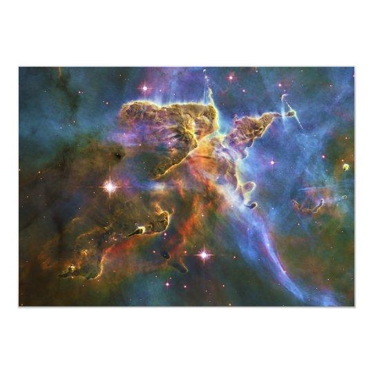 The Great Eta Carina Nebula NGC 3372 Card