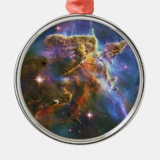 The Great Eta Carina Nebula NGC 3372 Metal Ornament