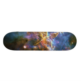 The Great Eta Carina Nebula NGC 3372 Skateboard
