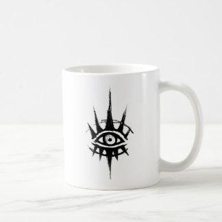 The Great Eye #2 Classic White Coffee Mug