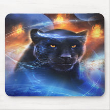 The Great Feline Mouse Pads