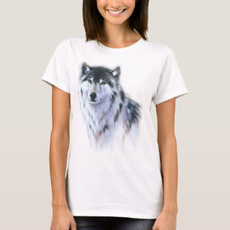 The great fierce wolf in all glory T-Shirt