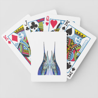 THE GREAT FIGHTER BICYCLE PLAYING CARDS