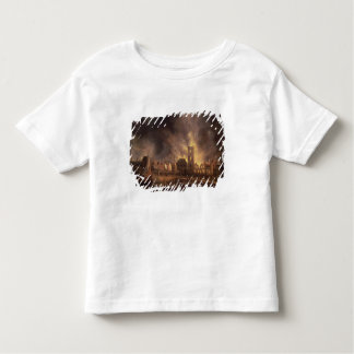 The Great Fire in the Old Town Hall, Amsterdam Toddler T-shirt