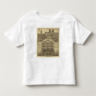 The great flour and grocery house toddler t-shirt