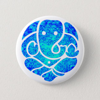 THE GREAT GANESH PINBACK BUTTON