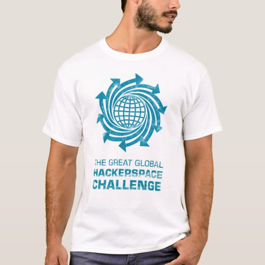 The Great Global Hackerspace Challenge T-Shirt