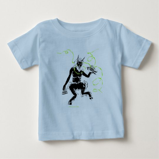 The Great God Pan Baby T-Shirt