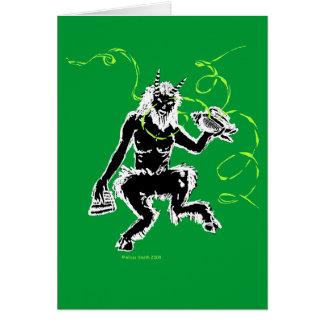 The Great God Pan Card