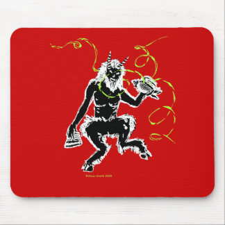 The Great God Pan Mouse Pad