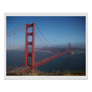 """""""The Great Golden Gate,"""" Poster! Poster"""