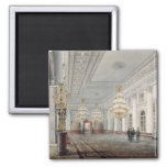 The Great Hall, Winter Palace, St. Petersburg Magnet