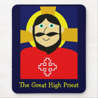 The Great High Priest Mouse Pad