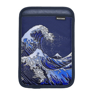 The Great Hokusai Wave Modern styles Sleeve For iPad Mini