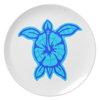 THE GREAT HONU PARTY PLATES