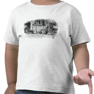 The Great Khan in Peking T-shirts