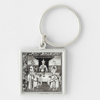 The Great Khan's feast Keychain