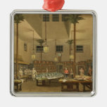The Great Kitchen, from 'Views Christmas Tree Ornaments