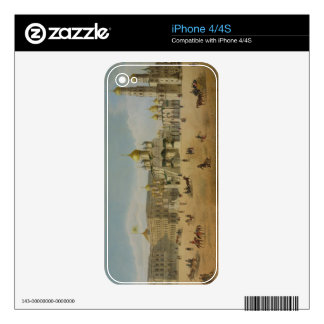 The Great Kremlin Palace and the Cathedrals of the iPhone 4 Decals