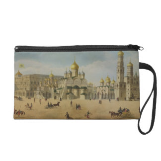 The Great Kremlin Palace and the Cathedrals of the Wristlet Purse