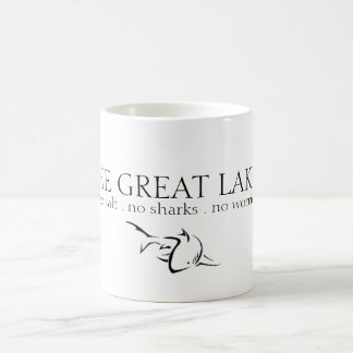 The Great Lakes Coffee Mug